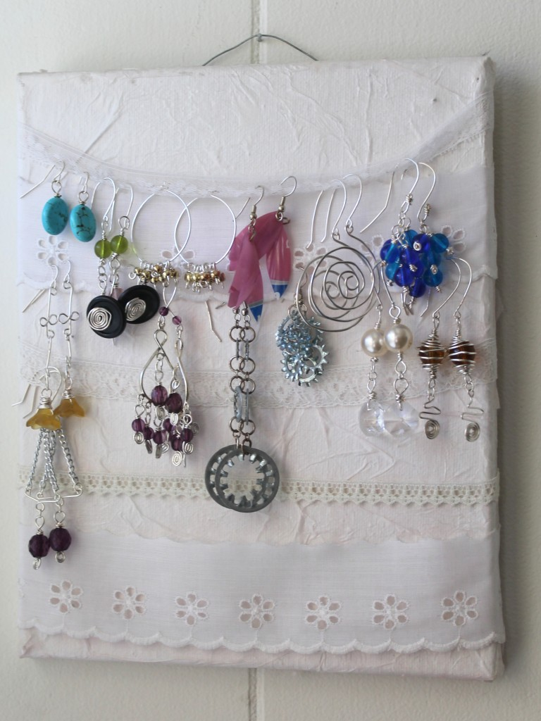 Earrings Every Day Month, Days 12, 13 and 14