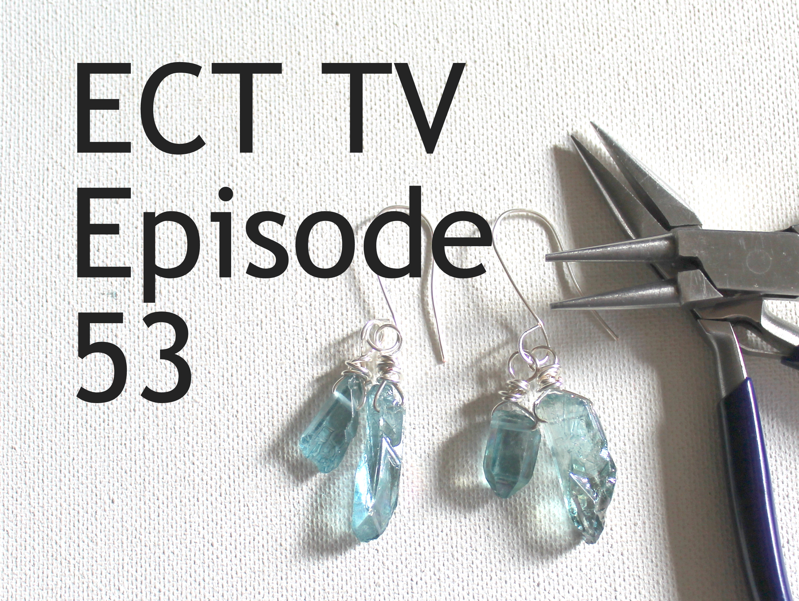 how to wire wrap beads | Emerging Creatively Jewelry Tutorials