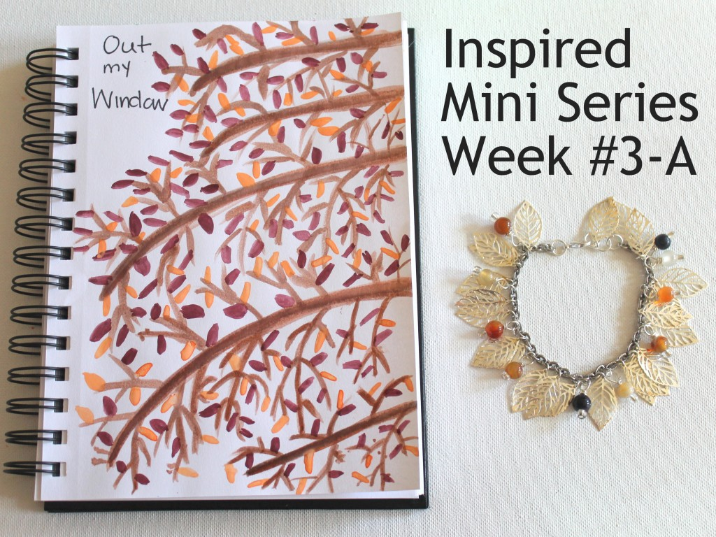 Inspired Mini Series Week 3A