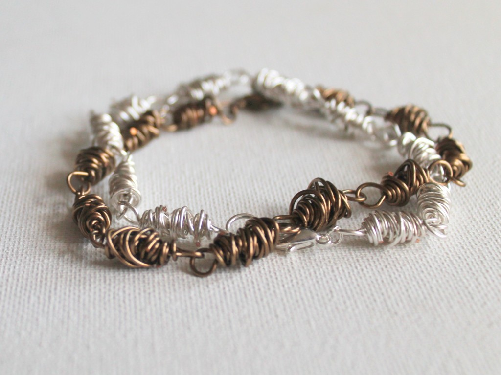 Knotted Link Bracelet eWorkshop