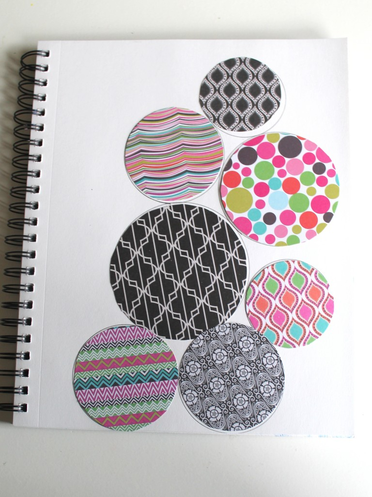 Art Journal:  Circles
