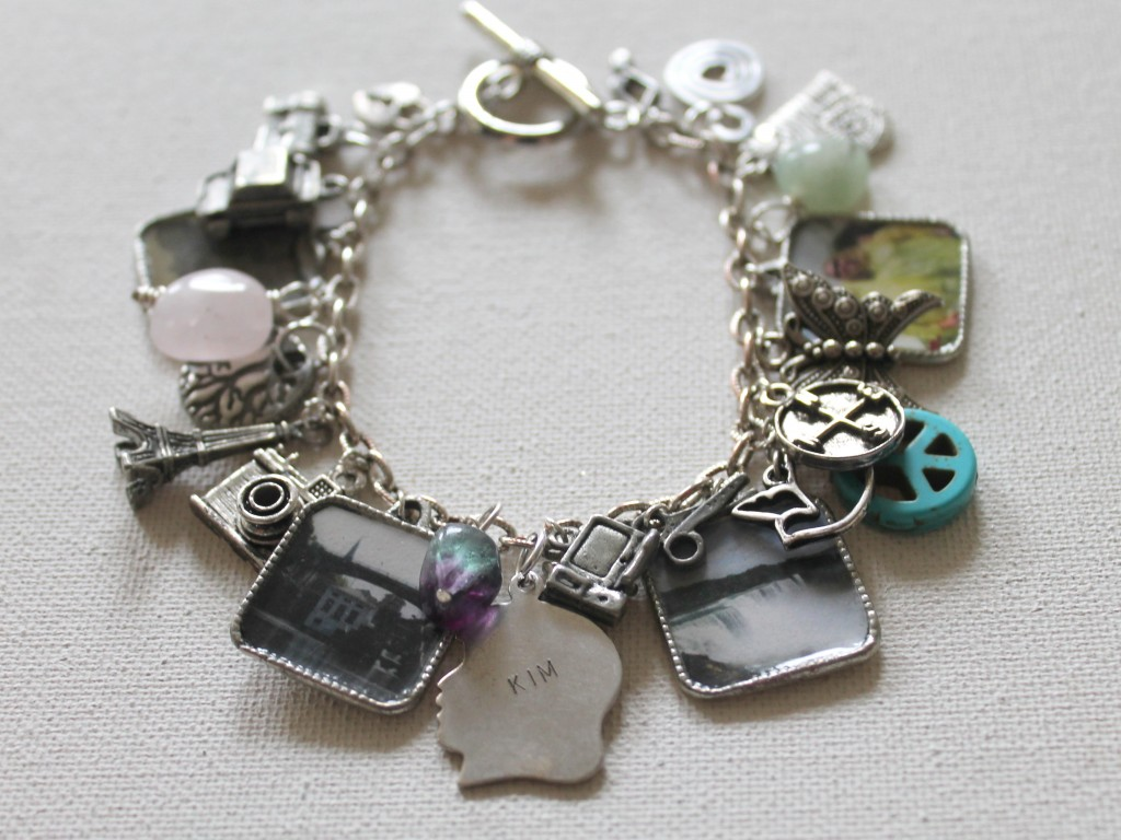 What you can learn about me from my charm bracelet