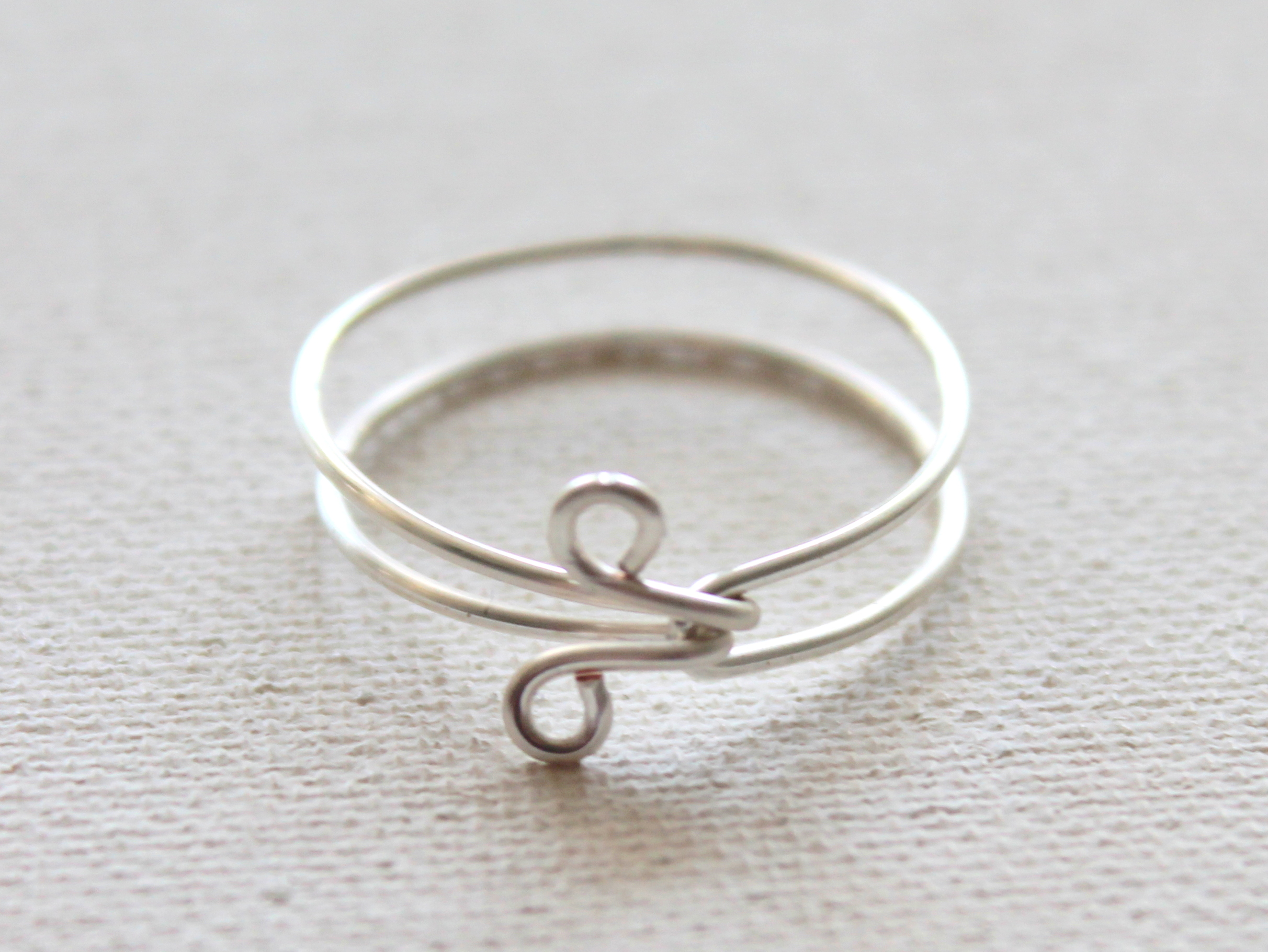 how to make a wire ring | Emerging Creatively Jewelry Tutorials
