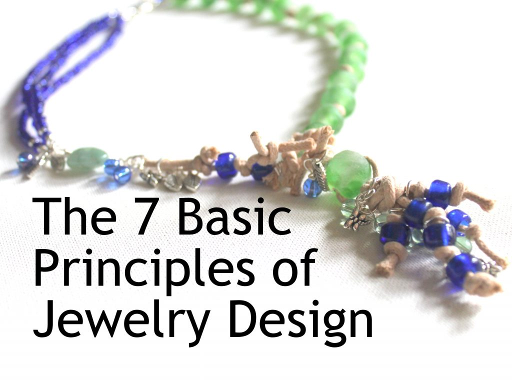 The 7 Basic Principles of Jewelry Design