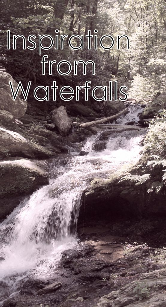 Inspiration from Waterfalls