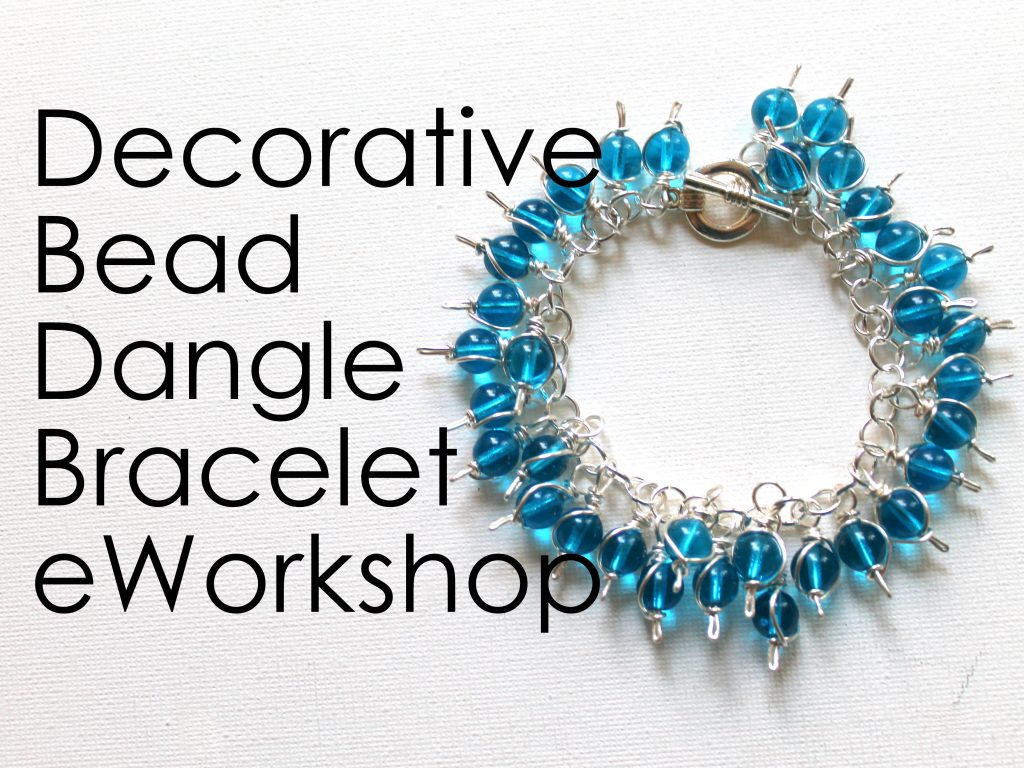 Decorative Bead Dangle eWorkshop