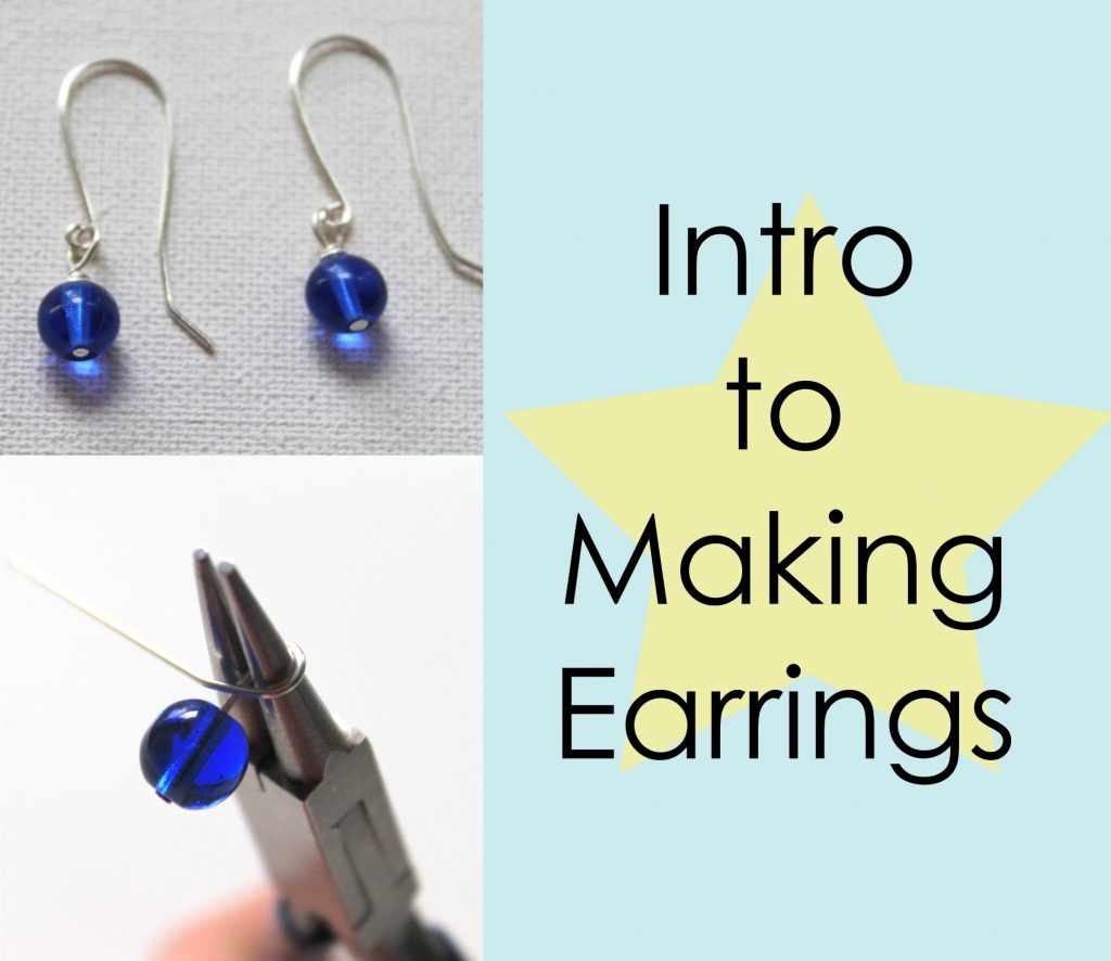 Intro to Making Earrings