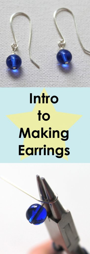 Introduction to Making Earrings