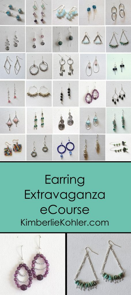 Earring Extravaganza - 30 earring tutorials