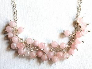 Beaded Bunch Necklace