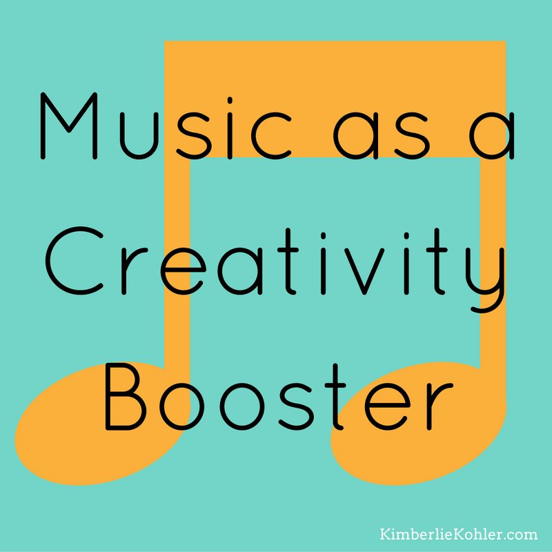 Music as a Creativity Booster