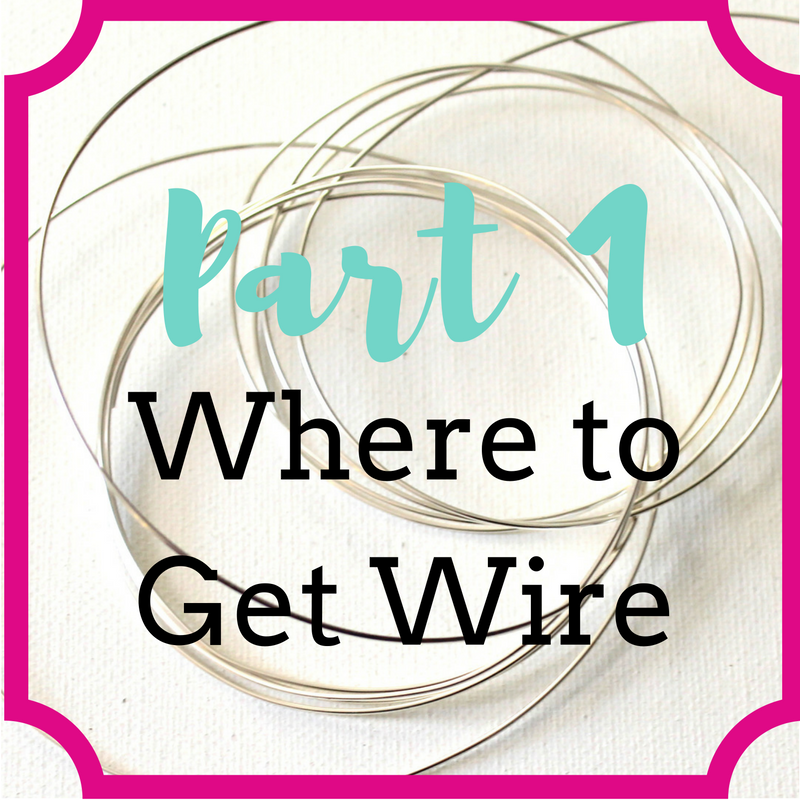 Part 1: Where to Get Wire