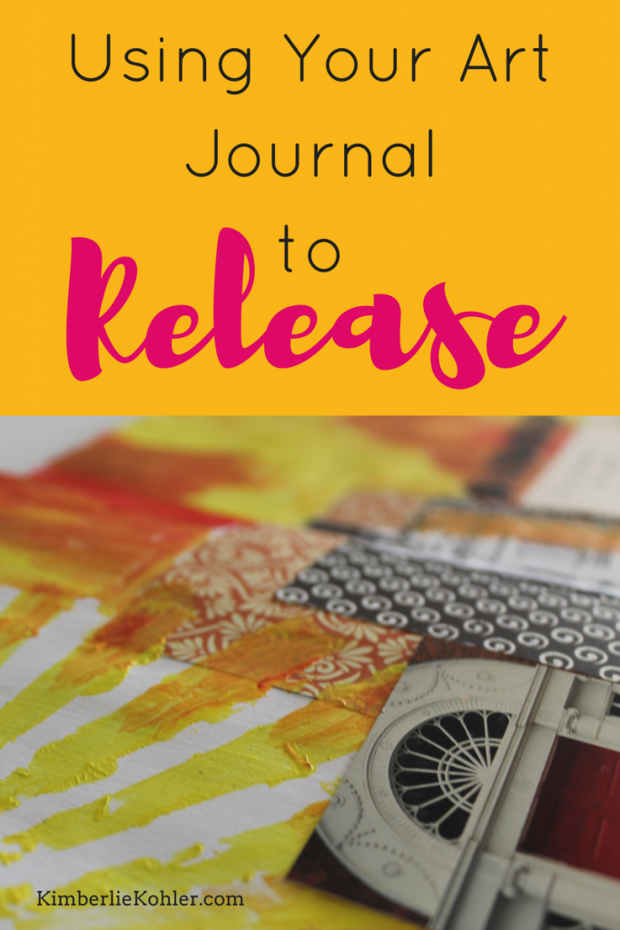 Using Your Art Journal to Release