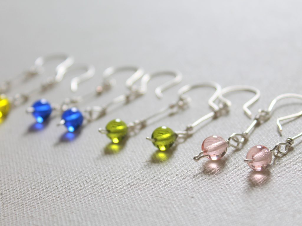 ECT TV Episode 84: Wire Wrapped Drop Earrings