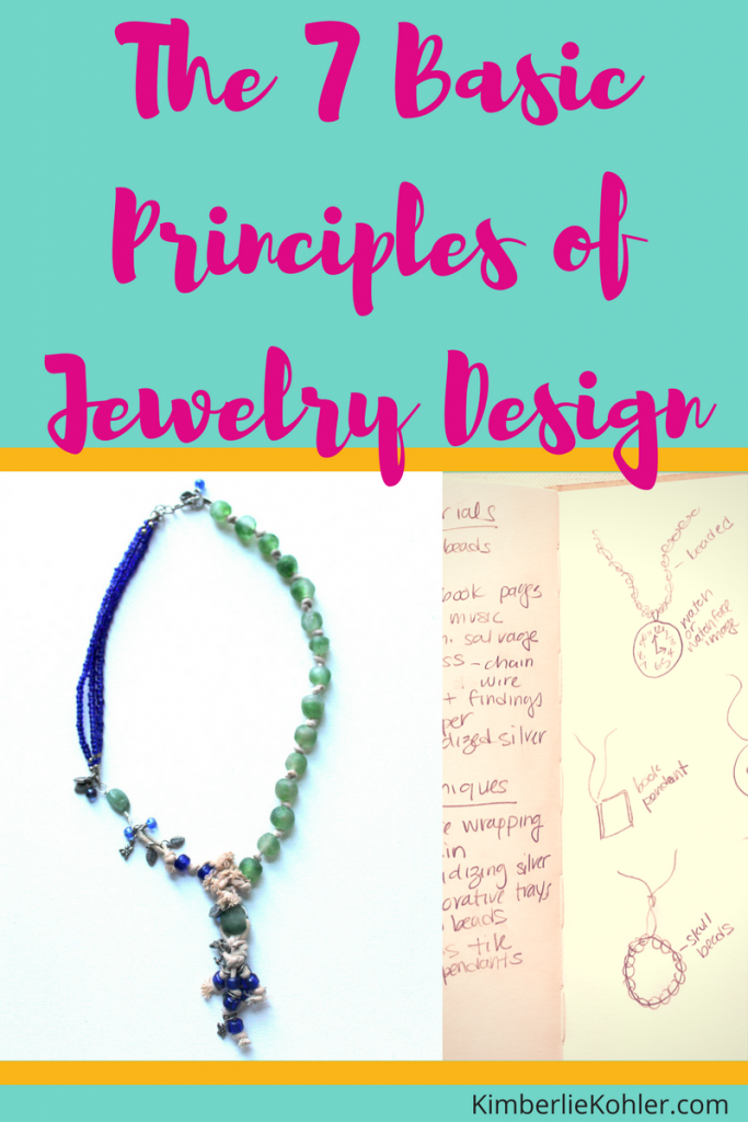 7 Basic Principles of Jewelry Design