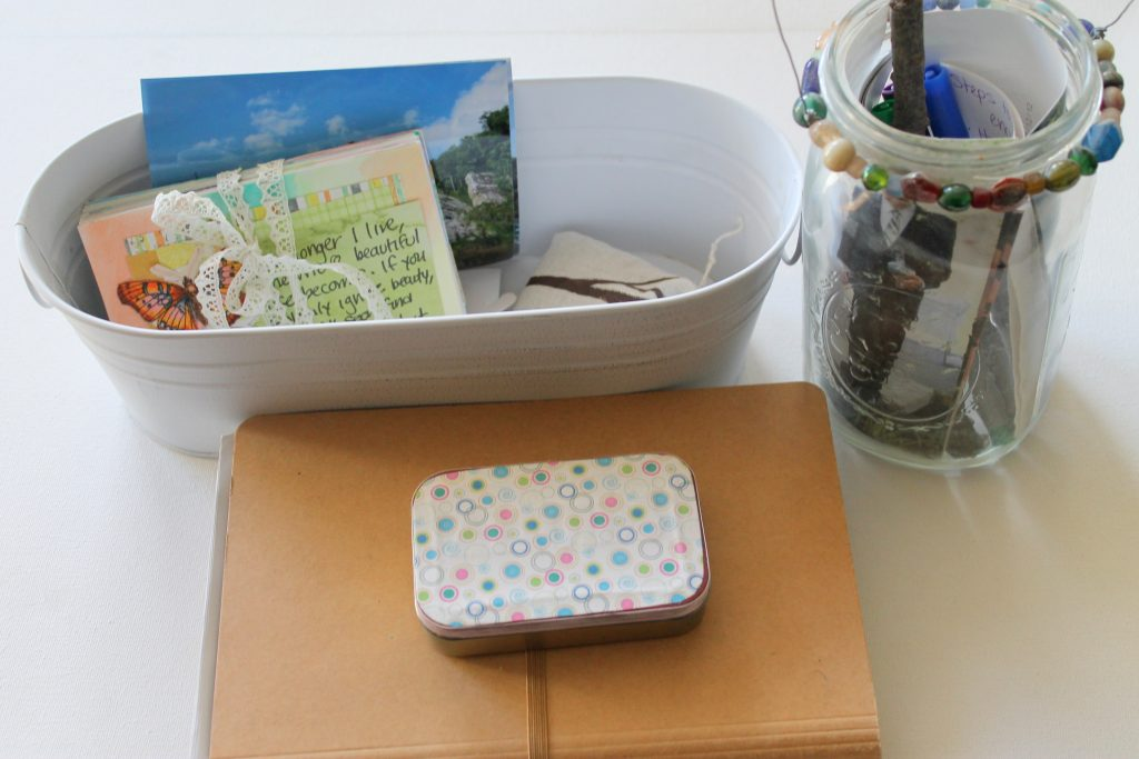 Inspiration Treasure Chest