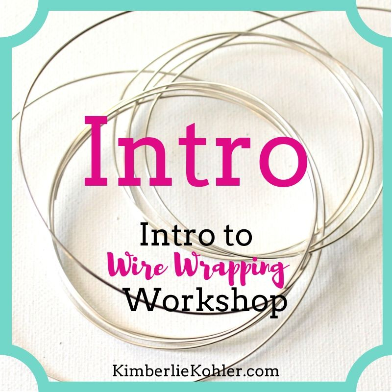 Intro to Intro to Wire Wrapping Workshop