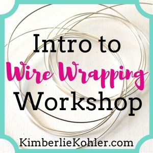 Intro to Wire Wrapping Workshop